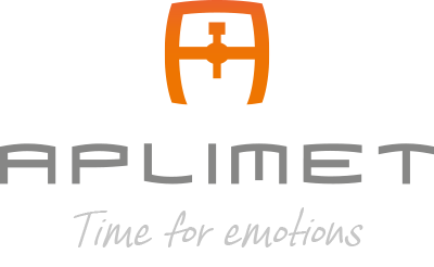 Logo de Aplimet - Time for emotions