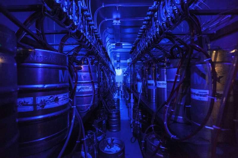 Aplimet - Récord mundial de tiradores de cerveza