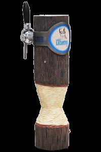 Tirador de cerveza Richard dit LeCastor